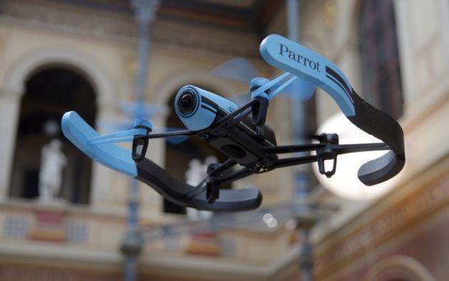 """""""Este dispositivo cuenta con un sensor para detectar drones en un radio de 5 kilómetros a una altura de 200 metros"""", detalló el Ministerio de Defensa. Foto referencial"""