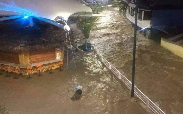De acuerdo con las autoridades, con la declaratoria se podrá atender de forma prioritaria a los afectados. Foto: Twiter