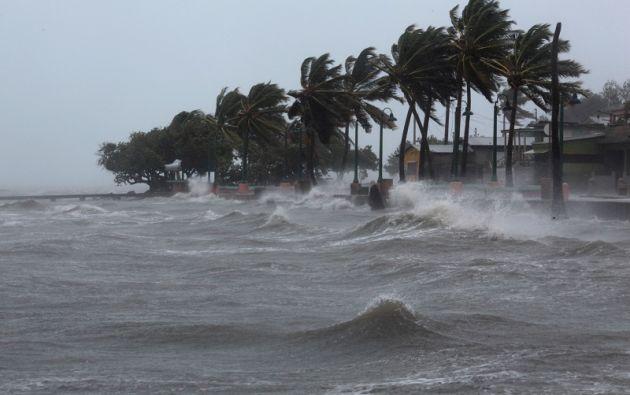 """La ministra de Ultramar había reconocido anteriormente que """"se preparaba para lo peor"""" tras el paso del huracán. Foto: Reuters"""