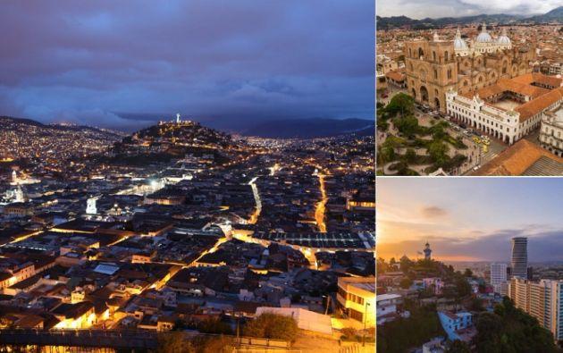 Ecuador será sede en 2018 de la vigésimo quinta entrega de los World Travel Awards. Foto: Twitter Lenín Moreno