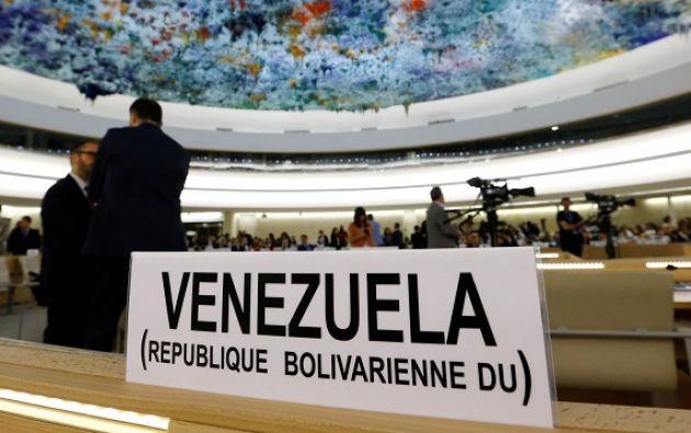 """El informe del Alto Comisionado sobre Venezuela daba cuenta sobre el """"excesivo uso de la fuerza por parte de oficiales de seguridad"""". Foto: Reuters"""