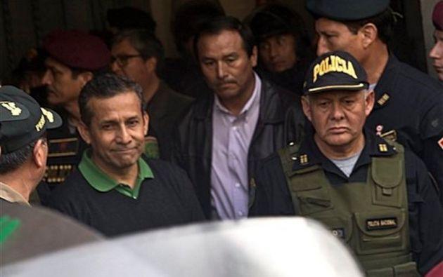 A Humala y Heredia les queda pendiente el recurso de casación presentado en la Corte Suprema de Perú. Foto: Internet