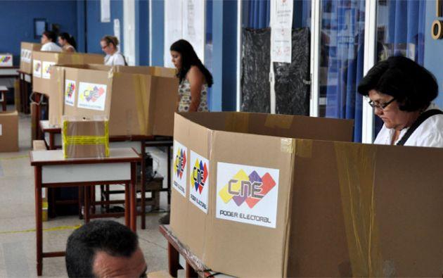 La oposición ha multiplicado sus llamados a votar para castigar al gobierno por la severa crisis del país. Foto: Internet