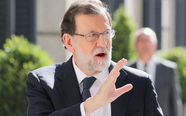 Rajoy envió un requerimiento a Puigdemont para que aclare formalmente si declaró la secesión. Foto: Reuters