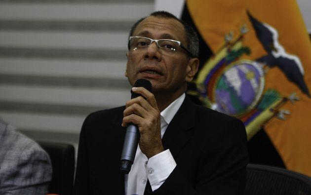 Jueces de la Corte Nacional de Justicia niegan pedido de libertad al vicepresidente Jorge Glas. Foto: Archivo