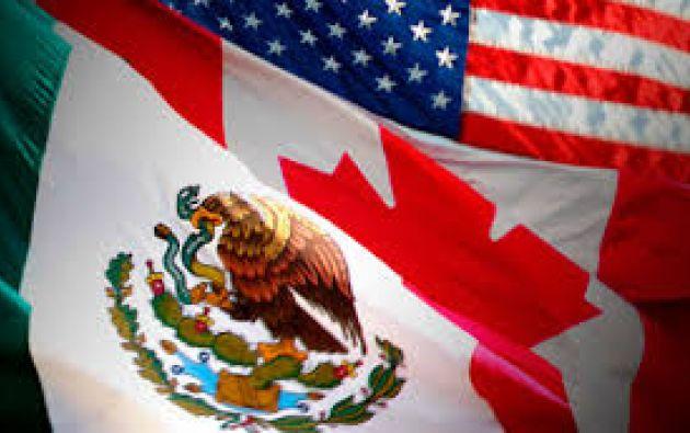 """Estados Unidos quiere que el nuevo TLCAN incluya una cláusula denominada """"crespuscular"""" (sunset, en inglés) que obligaría a derogar el tratado cada cinco años. Foto: Internet"""