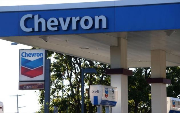 La Justicia ecuatoriana condenó en 2011 a Chevron a pagar una multa de $9.500 millones por los daños ambientales dejados cuando su subsidiaria Texaco operó en la Amazonía. Foto: archivo