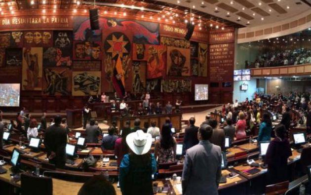 Se retomará el primer debate del proyecto de reformas al Código de la Democracia. Foto: Asamblea