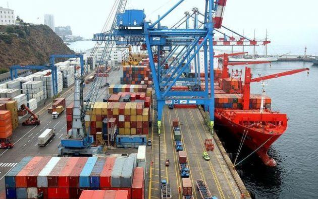 El repunte de las exportaciones está liderado por el aumento de los envíos a China, que registrarán en 2017 un alza interanual del 23 % en valor. Foto: Internet