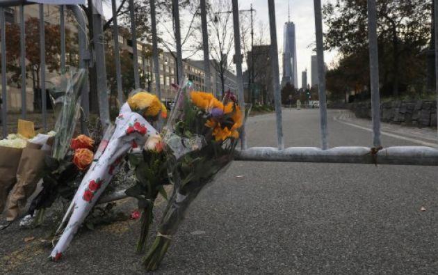 Eran diez los que viajaron a Manhattan para celebrar el 30 aniversario de su graduación en el 'Poli'. Cinco perdieron la vida en las ciclovías barridas por la violencia. Foto: AFP