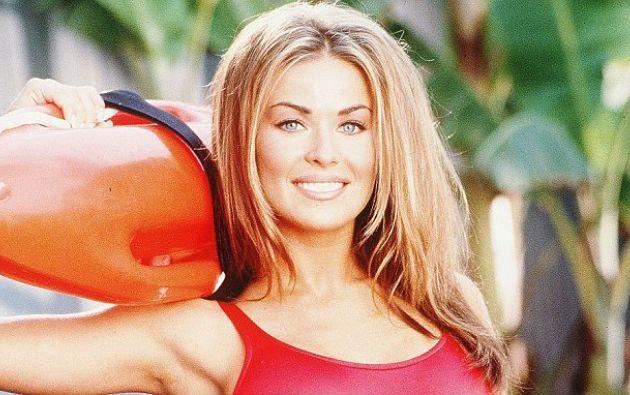 Carmen Electra no tuvo complejos en explotar su lado sexy y en 1996 fue portada de la revista Playboy. Foto: Internet