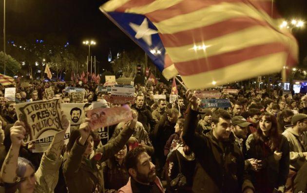La Audiencia Nacional los investiga a todos por rebelión y otros posibles delitos en relación con el proceso independentista ilegal que promovieron en Cataluña. Foto: Reuters