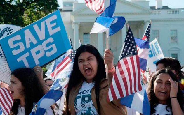 """El presidente hondureño Juan Orlando Hernández advirtió que si se acaba el TPS, la deportación de los hondureños sería """"contraproducente"""". Foto: La Tribuna"""