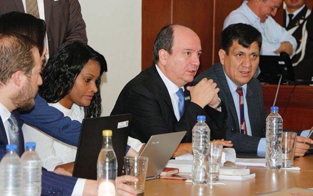 Entre los testigos que presentará el Fiscal están funcionarios del Gobierno anterior. Foto: Fiscalía