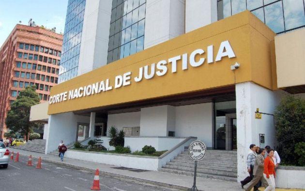 En los próximos días un Tribunal Penal de la Corte Nacional de Justicia fijará fecha para la audiencia de juicio. Foto: archivo