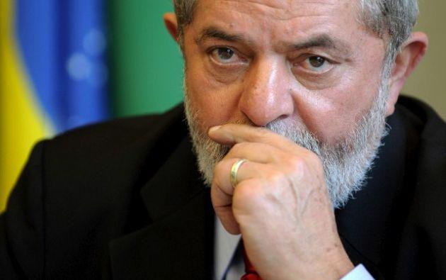 Lula, uno de los líderes políticos más populares y carismáticos del país, gobernó entre 2003 y 2010 y pretende postular a un nuevo mandato en 2018. Foto: Internet