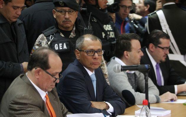 Baca Mancheno recalcó que la Fiscalía rechaza cualquier intención de dilatación del proceso. Foto: Reuters