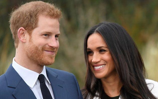 La pareja visitará el viernes Nottingham, en el centro de Inglaterra, en su primer compromiso oficial juntos desde que anunciaron que se casaban. Foto: Reuters