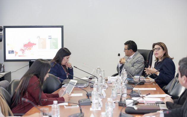 Normas que prohíban de por vida ejercer cargos públicos y contratar con el Estado a quienes hayan incurrido en actos de corrupción. Foto: Asamblea