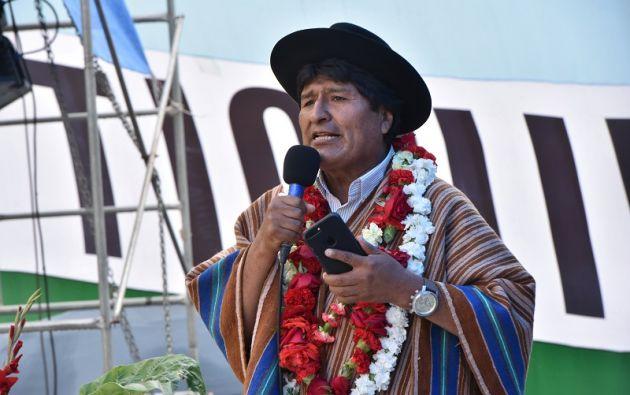Morales había intentado en febrero de 2016 refomar la Constitución a través de un referendo que perdió en las urnas. Foto: Reuters