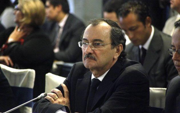 Según la Fiscalía, Pólit recibió pagos indebidos de Odebrecht por 10,1 millones de dólares. Foto: archivo