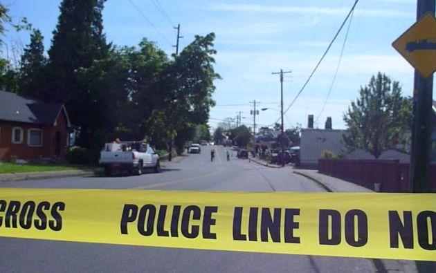 El incidente se registró en el centro de educación secundaria de la ciudad de Aztec. | Foto referencial