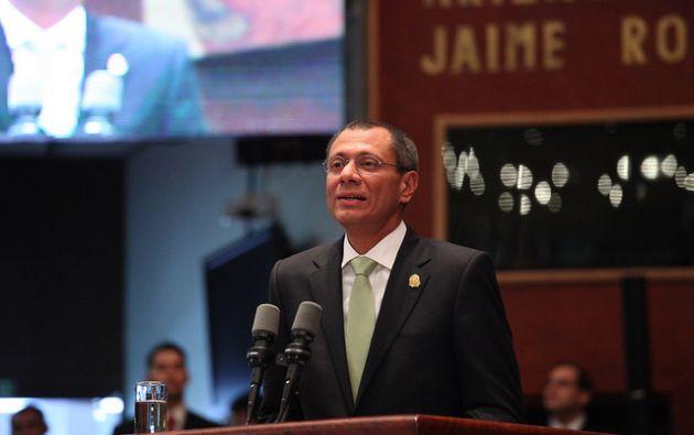 El martes pasado se sorteó en la CC la causa del juicio político al segundo mandatario. Foto: archivo