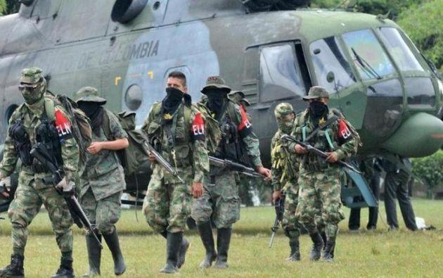 Durante la tregua, que además de la suspensión de los combates preveía que los rebeldes dejaran de secuestrar y atacar la infraestructura petrolera. Foto: El Nuevo Diario