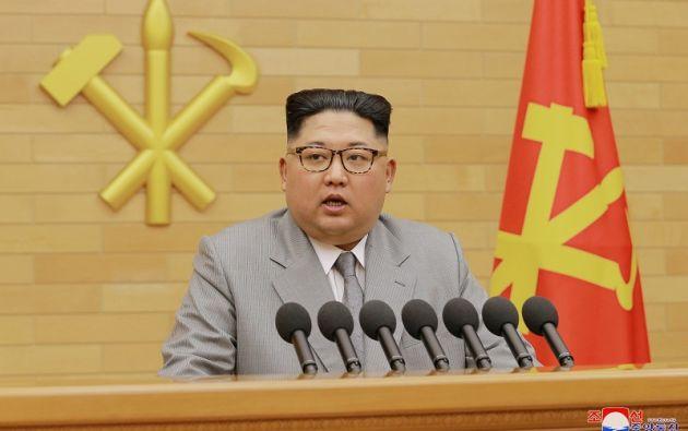 El gobierno norcoreano sorprendió durante su mensaje de fin de año al anunciar que el país enviaría un equipo a los Juegos Olímpicos de invierno en Pyeongchang. Foto: Reuters