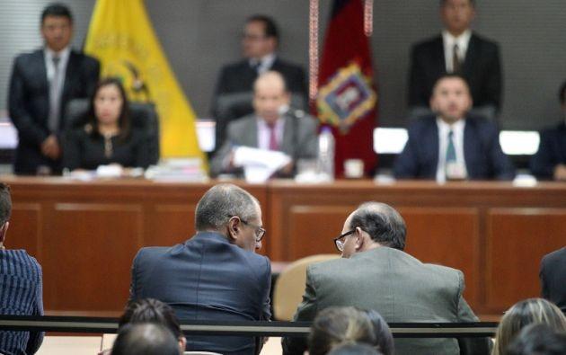 Tan pronto conoció la sentencia de forma oral, la defensa del ahora exvicepresidente adelantó que apelaría la decisión. Foto: Reuters