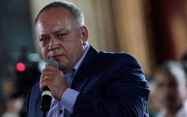 Cabello pertenece también a la ANC impulsada por Maduro y que rige como poder absoluto en Venezuela. Foto: Reuters