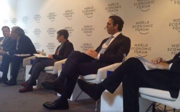 Ecuador Busca Fortalecer Lazos Comerciales En El Foro Davos Vistazo