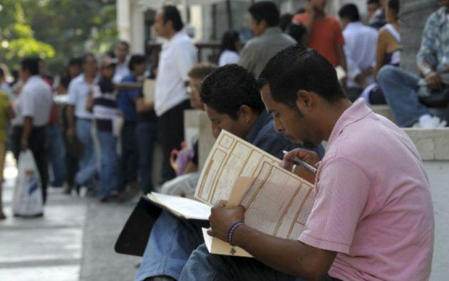 En América Latina y el Caribe 26 millones de personas se hallan desempleadas. Foto: Ecuavisa.