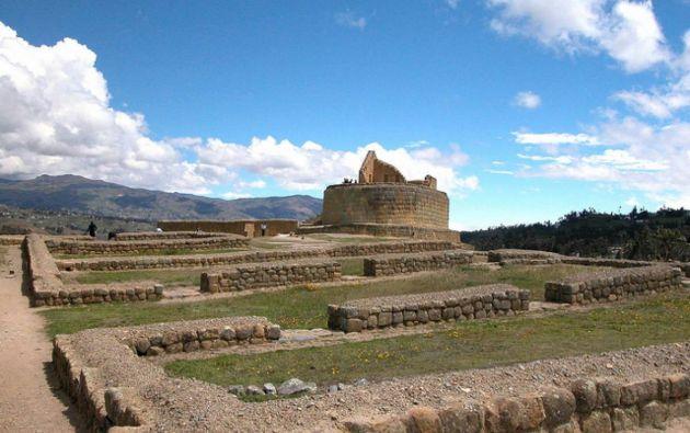 El nuevo espacio cultural expondrá la historia local y los vestigios de antiguos pobladores cañaris. Foto: Twitter INPC.