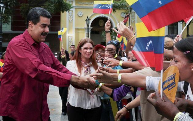 La oposición ve los subsidios de Maduro como una forma de clientelismo para mantenerse en el poder. Foto: Reuters