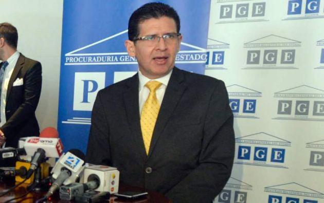 García hizo el anuncio durante una rueda de prensa este 31 de enero. Foto: archivo