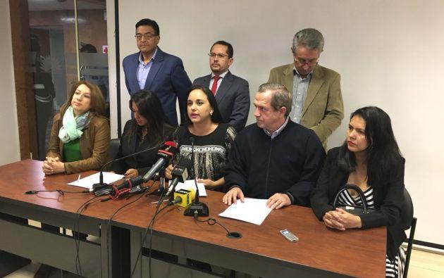 """Rafael Correa """"como ciudadano ecuatoriano, cumplirá ante la ley"""", dijo Rivadeneira. Foto: Twitter"""