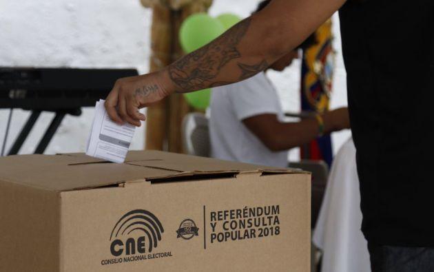 El CNE ha dispuesto 74 juntas receptoras del voto para PPL. Foto: CNE