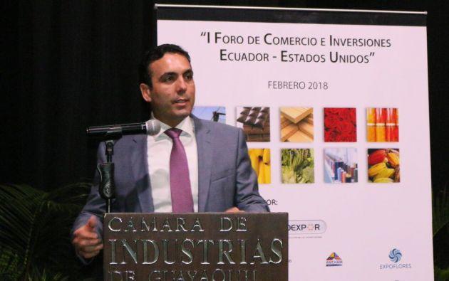 Según Campana, este 2018 se prevé iniciar negociaciones con 9 o 10 países. Foto: Ministerio Comercio Exterior