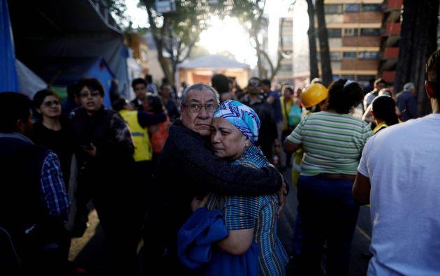 La Cancillería ecuatoriana indicó el viernes 16 de febrero de 2018 que hasta el momento no se ha recibido algún reporte de afectación a la comunidad ecuatoriana en México. Foto: Reuters