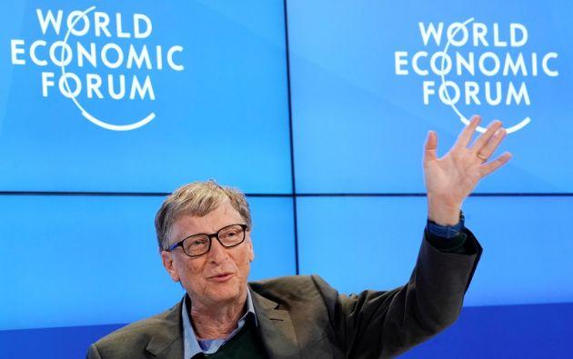 """""""Yo debería pagar más impuestos"""", dijo Gates  al red CNN. Foto: Reuters"""