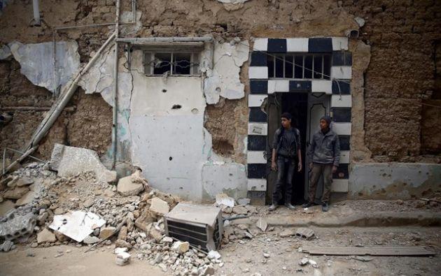 La ONU reclama un alto al fuego humanitario en Siria. Foto: Archivo