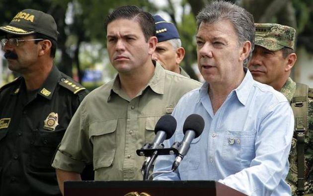 """""""El Gobierno no puede tolerar actos de buena y mala voluntad al mismo tiempo"""", afirmó el funcionario. Foto: El Diario"""