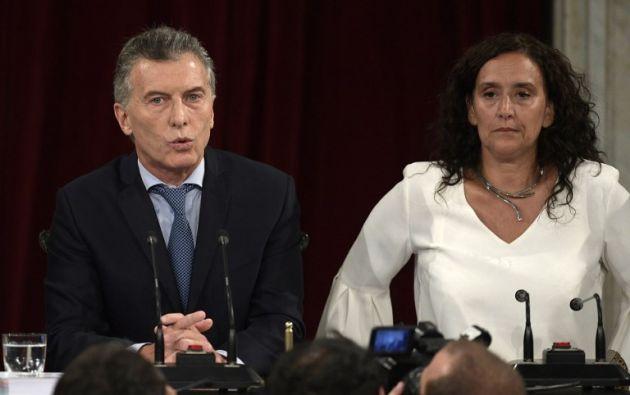 Organizaciones estiman que en Argentina ocurren unos 500.000 abortos clandestinos al año. Foto: AFP