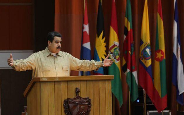 El encuentro se prevé que comience a las 10h00, y estará presidido por el jefe de Estado, Nicolás Maduro. Foto: archivo