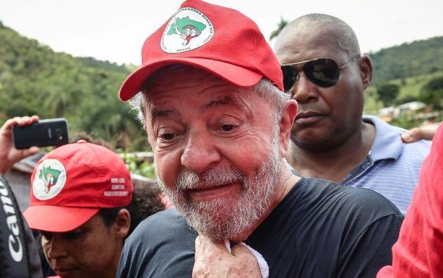 Lula enfrenta siete procedimientos penales. Pero se declara inocente en todos. Foto: Reuters
