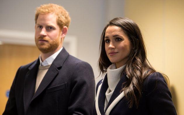 La pareja se casará el 19 de mayo en la Capilla de San Jorge del castillo real de Windsor. Foto: Reuters