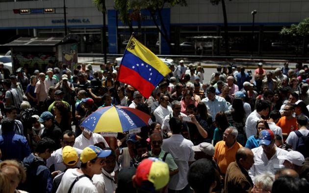 Venezuela sufre las consecuencias de una enorme inflación y de la escasez de alimentos y medicinas. Foto: Reuters