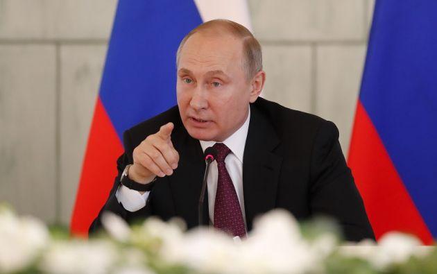 Rusia asegura que no tuvo nada que ver en el envenenamiento. Foto: Reuters