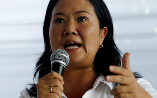 Odebrecht habría financiado la campaña presidencial de Keiko Fujimori en 2011. Foto: archivo